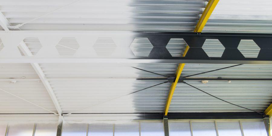 Plafond coaten